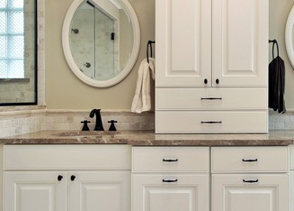 Under-Mounted Sink - Bathroom Sinks